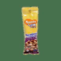 MACADAMIA MANITOBA CARAMELIZADA X 35G
