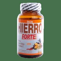 N.F. HIERRO FORTE X 50 CAPSULAS