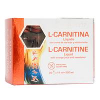 L-CARNITINA LIQUIDA CAJA X 20 TUBOS