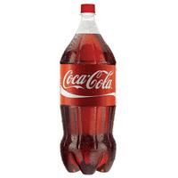 COCA-COLA BOTELLA PET X 2.5 LITROS