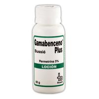 GAMABENCENO PLUS 5% LOCION X 60 G