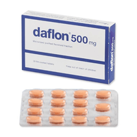 DAFLON 500MG X 30 COMPRIMIDOS
