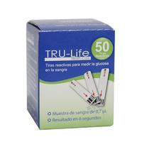 TRU-LIFE TIRAS REACTIVAS HEALTH CARE X 50 UND