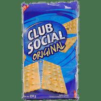 GALLETA CLUB SOCIA