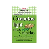 63 RECETAS LIGHT RICAS Y RAPIDAS