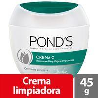 CREMA LIMPIADORA FACIAL PONDS C X 45G