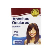 APOSITOS BEGUT ADULTO OCULARES X 20 UND