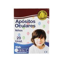 APOSITOS BEGUT NIÑO OCULARES X 20 UND