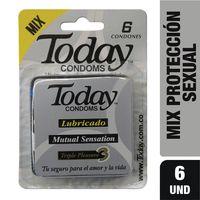 CONDONES TODAY MIX X 6UND