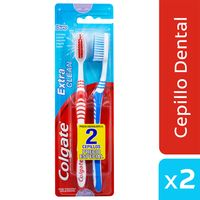OFERTA CEPILLO DENTAL COLGATE EXTRA CLEAN X 2UND