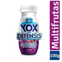 YOGURT YOX MULTIFRUTAS X 100G