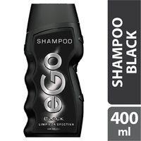 SHAMPOO EGO BLACK X 400ML