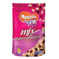 MIX MANITOBA MANI Y ARANDANOS X 200G