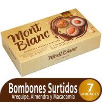 BOMBONES MONTBLANC SABORES SURTIDOS  X 7 X 94G