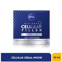 CREMA FACIAL NIVEA CELLULAR FILLER NOCHE X 50ML