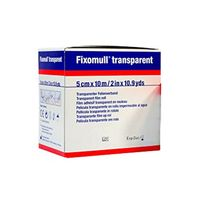 FIXOMULL TRANSPARENTE 10M X 5CM